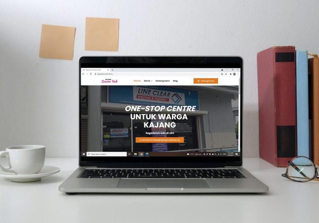 website-syarikat